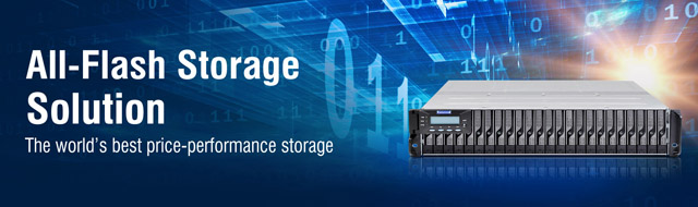 Infortrend - All-Flash Storage Solution